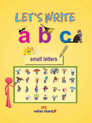 Let's Write abc — Small Letters