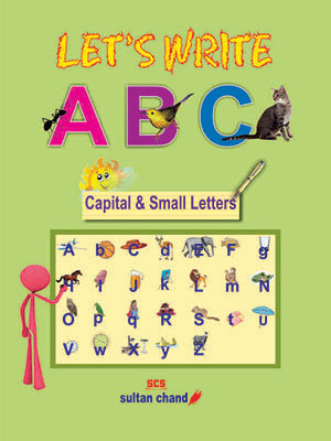 Let's Write Capital and Small Letters