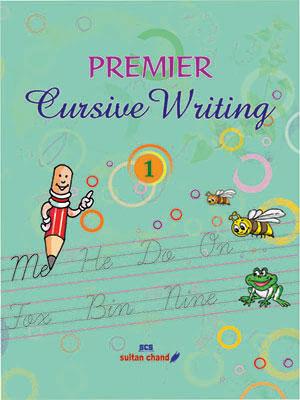 Premier Cursive Writing - 1