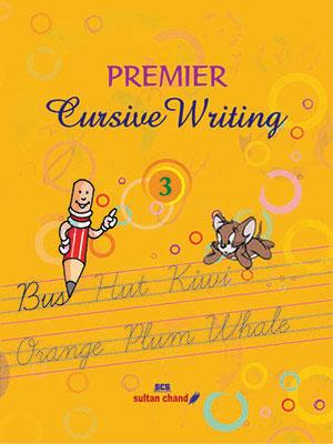 Premier Cursive Writing - 3