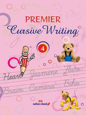 Premier Cursive Writing - 4