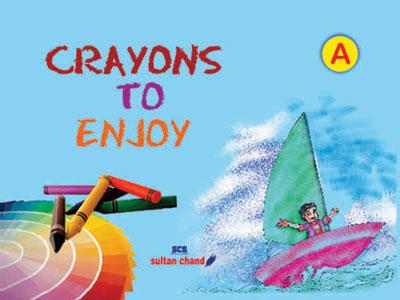 Crayons to Enjoy - A