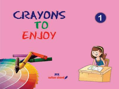 Crayons to Enjoy - 1