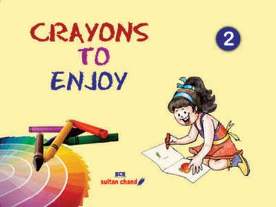 Crayons to Enjoy - 2