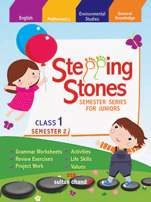 Stepping Stones - 1 (Semester 2)