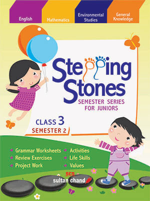 Stepping Stones - 3 (Semester 2)