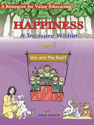 Happiness - A Treasure Within - 5
