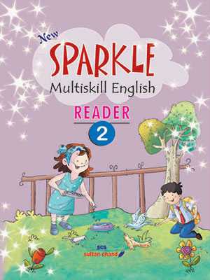 Sparkle Multiskill English Reader - 2