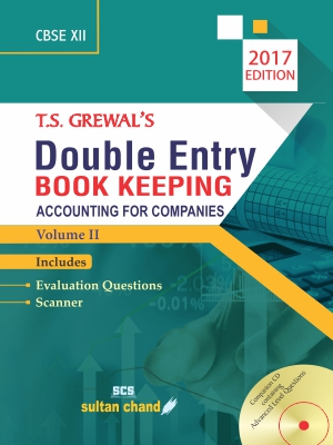 Double Entry Book Keeping - XII (E) (Vol. II) Accounting for Companies