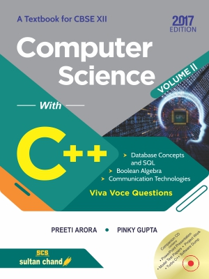 Computer Science With C++ - XII (Vol. II)