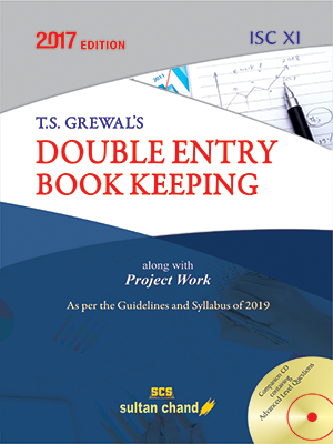 Double Entry Book Keeping - XI