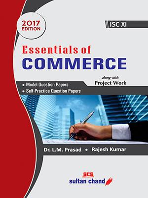 Essentials of Commerce - XI