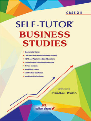 Business Studies - CBSE XII (ST)