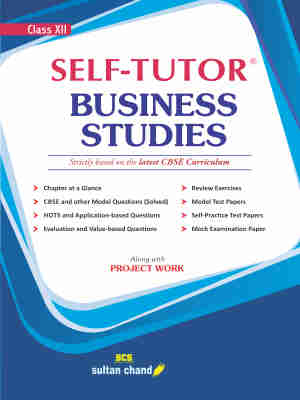 Self-Tutor Business Studies - CBSE XII