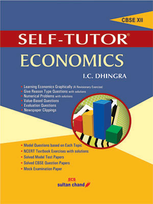 Self-Tutor Economics - CBSE XII