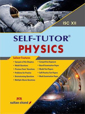 Physics - ISC XII (ST)