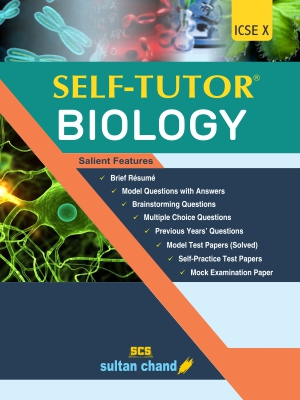 Self-Tutor Biology - ICSE X