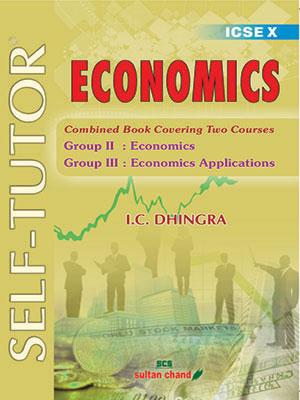 Economics - ICSE X (ST)