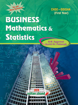 Business Mathematics & Statistics - Odisha (First Year)