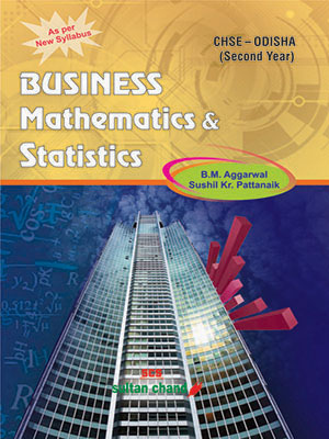 Business Mathematics & Statistics - Odisha (Second Year)