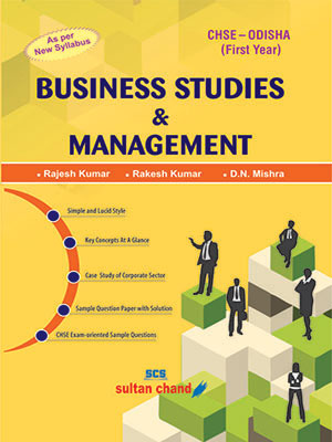 Business Studies & Management - Odisha (First Year)