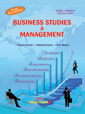 Business Studies & Management - Odisha (Second Year)