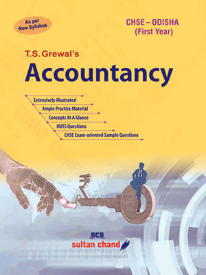 Accountancy - Odisha (First Year)