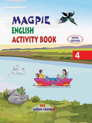 Magpie English Activity - 4