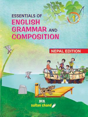 Essentials of English Grammar & Composition - 1 (NE)