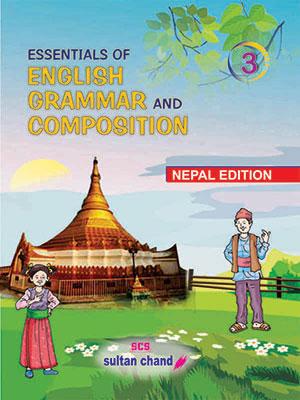 Essentials of English Grammar & Composition - 3 (NE)
