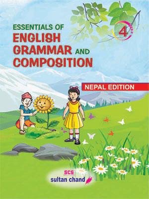Essentials of English Grammar & Composition - 4 (NE)