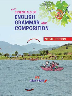 Essentials of English Grammar & Composition - 5 (NE)
