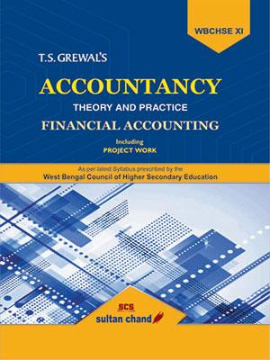 Accountancy - WBCHSE XI