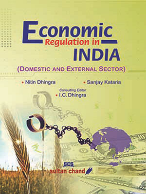 Economic Regulation in India B.Com (Prog.)