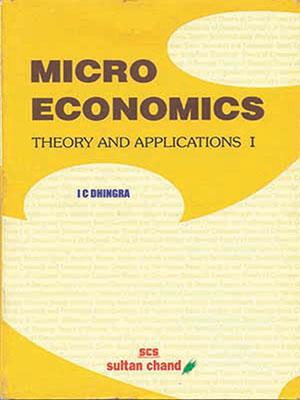 Microeconomics - Theory & Practice B.Com (Hons)