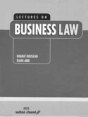 Lectures on Business Law
