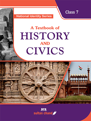 A Textbook of History & Civics - 7