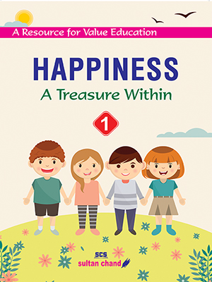 Happiness - A Treasure Within - 1