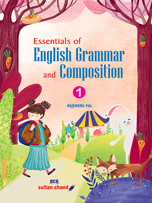 Essentials of English Grammar & Composition (New) - 1