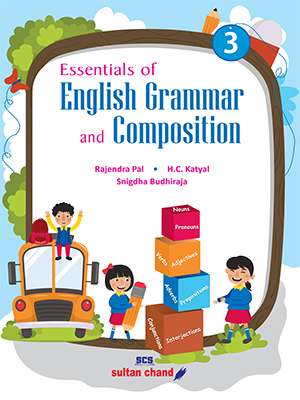 Essentials of English Grammar & Composition (New) - 3