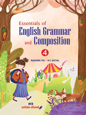 Essentials of English Grammar & Composition (New) - 4