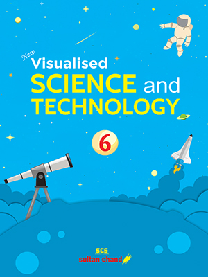 New Visualised Scinece & Technology - 6