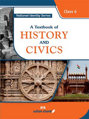 A Textbook of History & Civics - 6