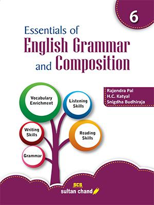 Essentials of English Grammar & Composition (New) - 6