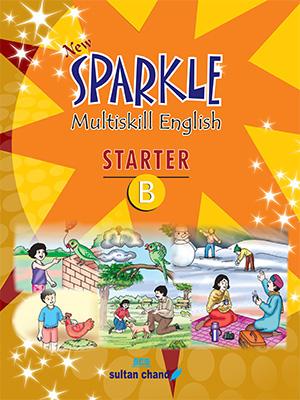 Sparkle Multiskill English Starters B