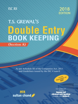 Double Entry Book Keeping - XII (PART A)