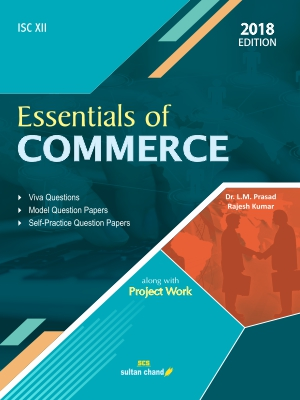 Essentials of Commerce - XII