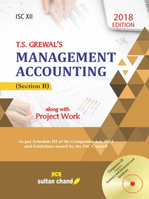 T.S. Grewal's Management Accounting - ISC XII (PART B)