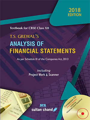 Analysis of Financial Statements (E) - XII