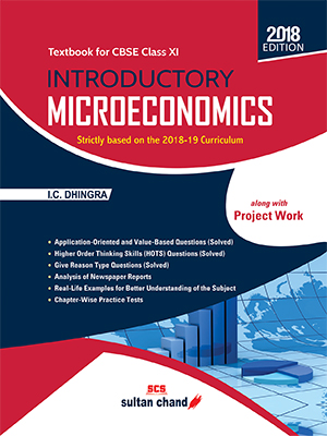 Introductory Microeconomics - A Textbook for CBSE Class XI